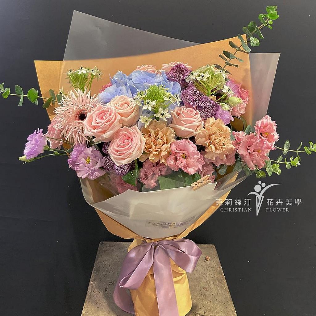 繡球花花束Hydrangeac